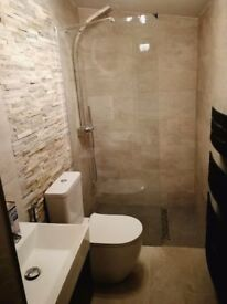 Tiling and plumbing, painting and decoration,plastering, flooring, extentions and roofing,joiner.