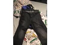 Oxford Super Sliderz Kevlar Motorcycle Jeans