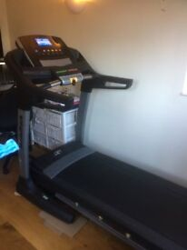 Nordic Track T15.0 folding Treadmill with iFit Live