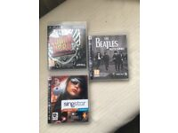 PS3 music games