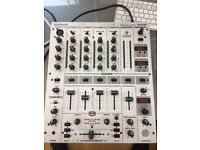 Behringer DJX 700 mixer with on board effects