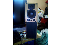 Gale Gold Monitor II speakers