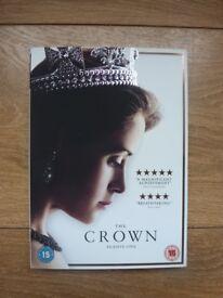 THE CROWN SERIES 1 DVD