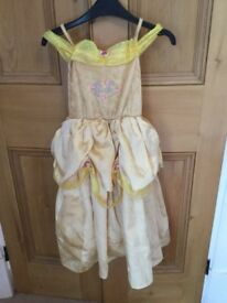 Disney's Belle Dress Age 3 approx