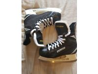 NEW Bauer ice hockey skates