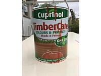 CUPRINOL FENCE PAINT