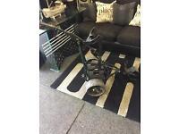 Powakaddy golf trolley £100