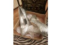Barratts high heels. Size 8 new