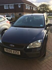Ford Focus Estate 05 plate