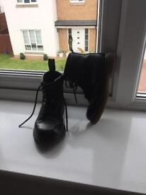 Toddler's Dr Martens boots