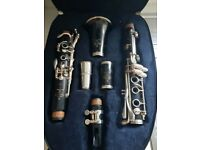 Buffet E11 Wooden Clarinet