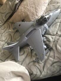Toy pilot plane large
