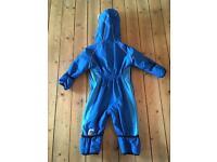 Waterproof/fleece lined suit 6-12mths