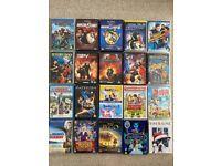 Childrens DVDs x 20