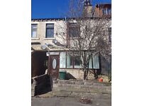 DSS WELCOME 3 BEDROOM FRONT TERRACED HOUSE