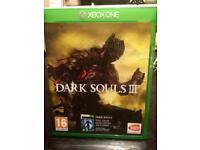 Dark Souls 3 Xbox one game