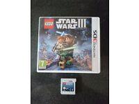 Nintendo 3 ds Lego Star wars
