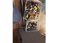 Lego with figures