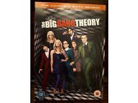 Big Bang Theory season 6 boxset