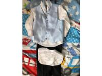 Christening outfit (18-24 months)