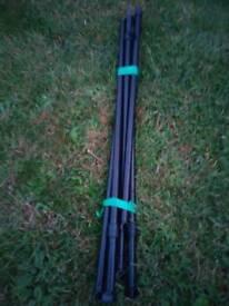 Bivvy poles