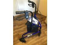 Mobility shopper walker