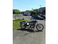 1450 Harley Wide Glide