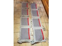 Great Little Trading Company – Pair of Bedside Pocket Organisers/Bed skirts/Bed Tidy £5