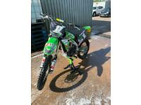 Kx250f motocross