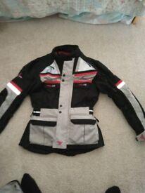 Wiese Dakar Adventure motorcycle jacket