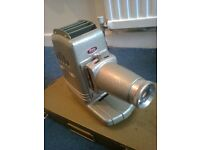 antique slide projector