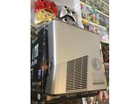 Xbox 360 250gb and 75 games