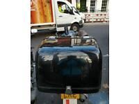 Motorbike back box 92L