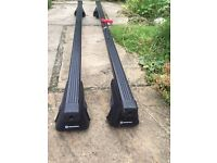 Genuine Vauxhall Roof Bars for 2001 Vectra CD Estate