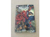 Marvel Avenging Spiderman my friends can beat up your friends Comic book #1-5. Excellent condition.