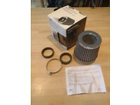 Ripspeed universal stainless steel air filter