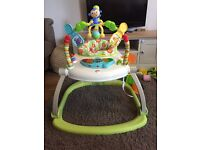 Compact jumperoo- excellent condition
