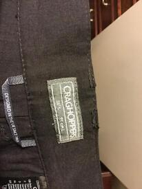 Crag hoppers trousers