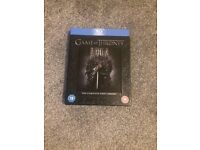 Game of Thrones Season 1 Blu Ray Region Free