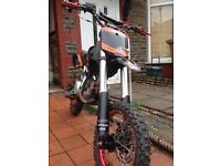 Pitbike crosser lmx not cr yx rm kx stomp demon