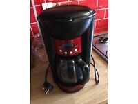 Coffee maker Logik + free Dolce Gusto Coffee machine