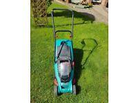 Bosch Battery Electric Lawnmower
