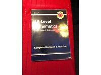 A level mathematics revision books for edexcel