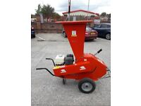 CAMON C150 GARDEN PETROL SHREDDER/WOOD CHIPPER HIRE (LIVERPOOL & SURROUNDING AREAS)