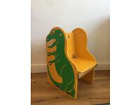 Dinosaur Children Chair set of three