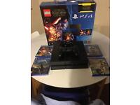 PS4 Plus Games and Extra Controller