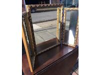 3-part bedroom dressing table mirror