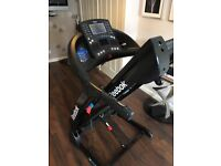 Treadmill-Reebok...ZR10 ...excellent condition....folds up