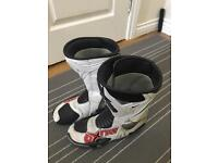 OXTAR Motorcycle Boots size 41