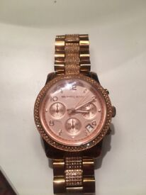Limited edition michael kors watch